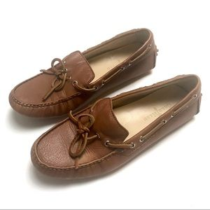 Cole Haan driving leather loafer moccasins